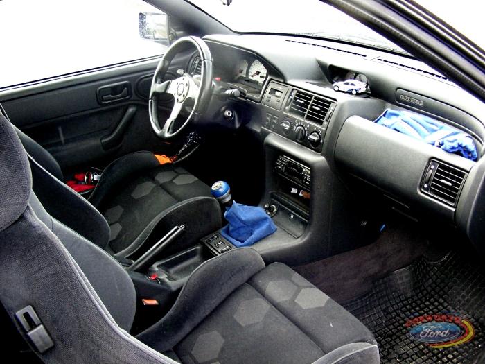 Ford Escort RS Cosworth Club Cosworth España