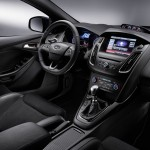 Interior Ford Focus RS