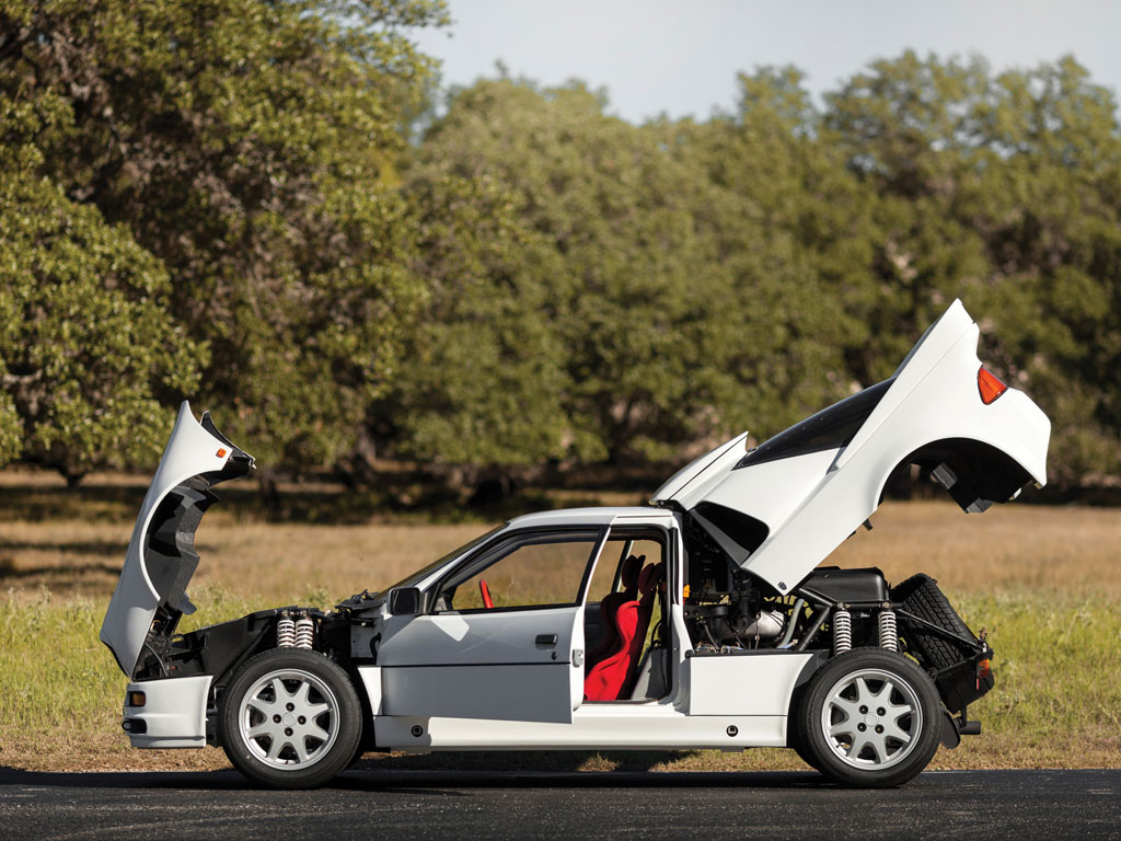 Ford RS200 1986