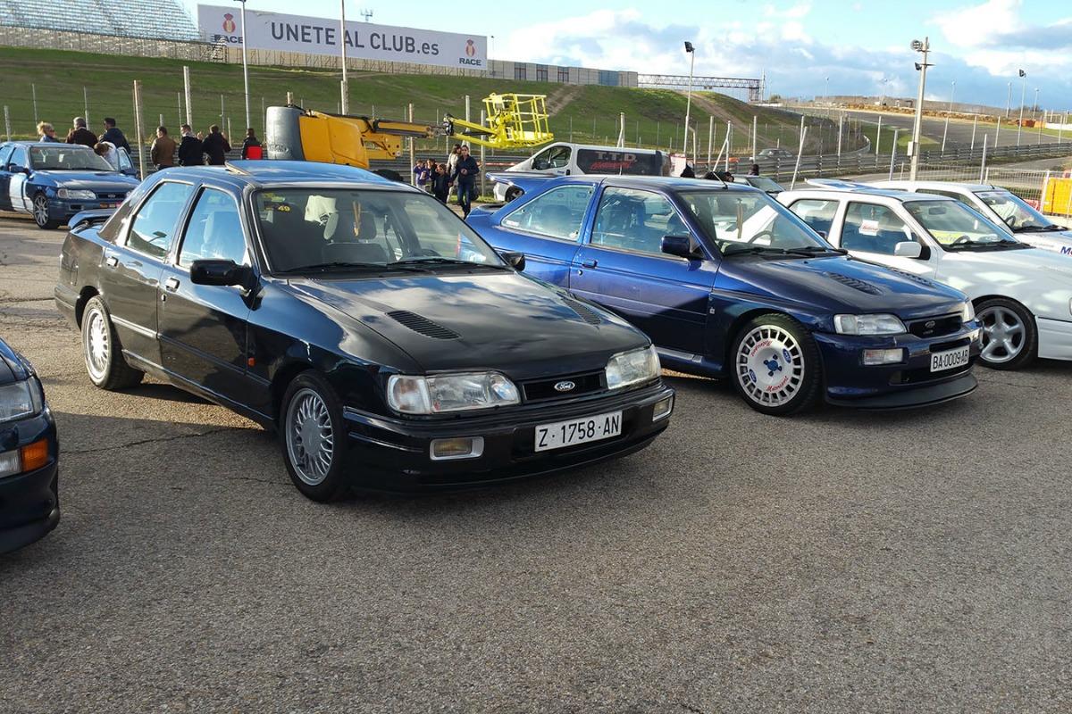 30 aniversario Sierra RS Cosworth
